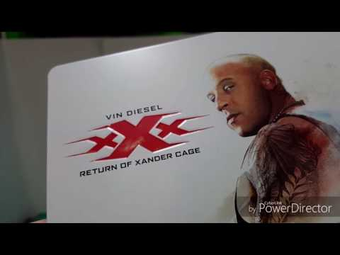 Xxx Mp4 【香港版4K UHD】xXx The Return Of Xander Cage《3X 反恐暴族:重火力回歸》雙碟鐵盒裝 BLU RAY 3gp Sex