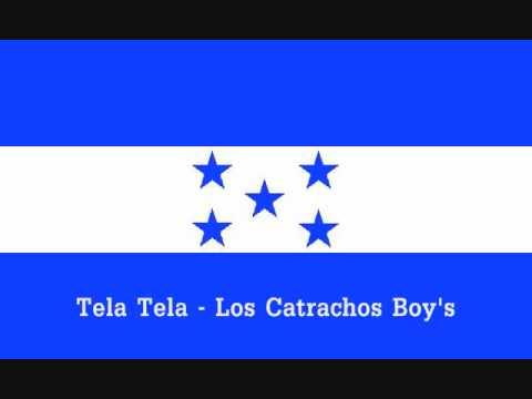Tela Tela Los Catrachos Boy s