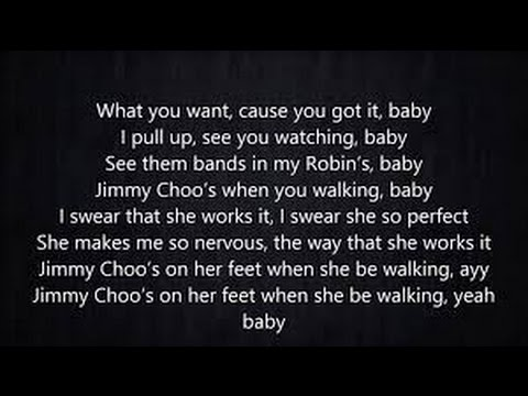 Xxx Mp4 Fetty Wap Jimmy Choo Lyrics On Screen 3gp Sex