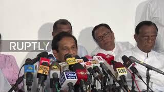 Sri Lanka: Government was warned about terrorist attacks – spokesperson