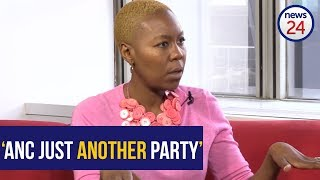 ANC no longer hold the moral authority - Sisonke Msimang