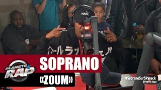"Soprano ""Zoum"" ft Niska (en live) #PlanèteRap"