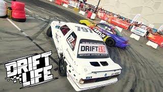 Drift Life # 31 - Drift on the roof, breakdown of Dzik