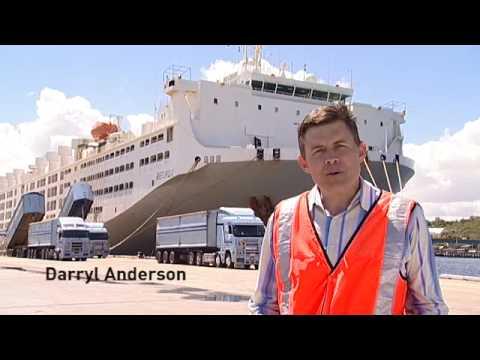 Livestock Transport Take a ship tour onboard MV Becrux