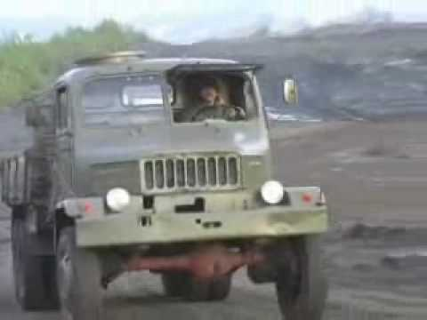 Praga V3S Military truck