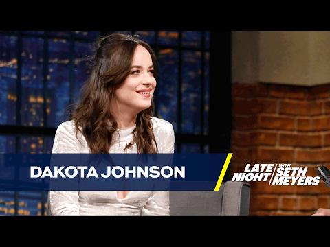 Everything Dakota Johnson Says Gets Turned into Something Sexual