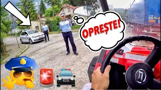 PRINS DE POLIȚIE CU UTV !! + dau la Giveaway Cf Moto Z6 ?!