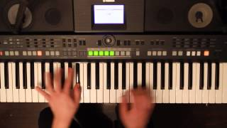 Ego ft. Tomi | Kazdy den (piano cover)