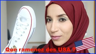 🇺🇸 Que ramener des USA 🇺🇸 Haul et conseils