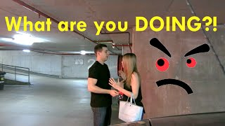 How to Annoy the HELL out of your Girlfriend PRANK!