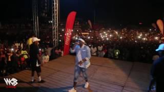 RAYVANNY - Live performance At Bujumbura 2016 ( part 1 )