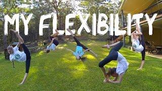 My Improved Gym Skills/Flexibility #1