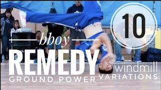 Bboy Remedy |