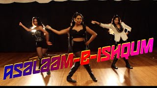 Asalaam-e-Ishqum - Dance | Gunday | Choreography by Chase Constantino