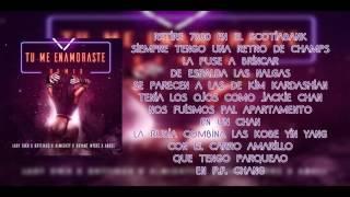 Tu Me Enamoraste (Remix) - Lary Over Ft. Brytiago, Almighty, Bryant Myers, Anuel AA [Lyric Video]