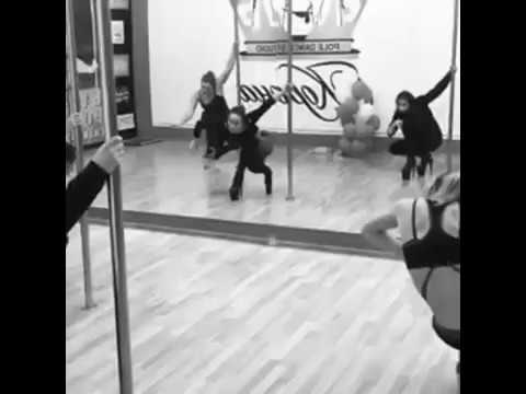 Exotic Pole Dance Choreo - Marsheva Tania