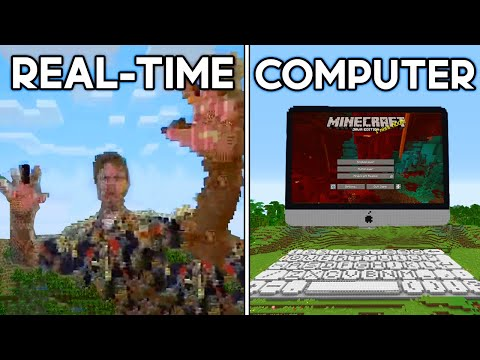 Minecraft s Most Mind Blowing Inventions