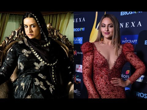 Not Shraddha Kapoor, Sonakshi Sinha was the first choice for 'Haseena'