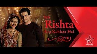 Yeh Rishta Kya Kehlata Hai 20th April 2016 Star Plus Full Drama Serial NAKSH WEDDING Full HD