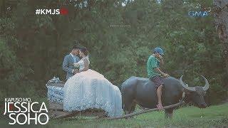 Kapuso Mo, Jessica Soho: Bridal car-abao?