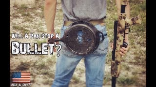 Bulletproof Pan? PUBG - Video Games vs. Reality