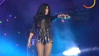 Una noche de copas - Maria Conchita Alonso - concierto en Cali Colombia