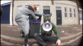 THE VEGETABLE COLLECTIVE - URBAN SQUIRREL