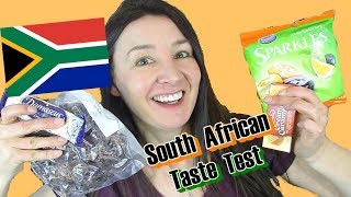 South African Taste Test Biltong Sparkles and more