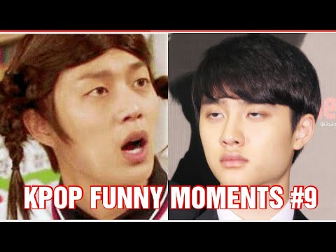 KPOP FUNNY MOMENTS PART 9 TRY TO NOT LAUGH CHALLENGE