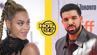 Drake Throws Jabs At Kanye In New Freestyle + Is Beyoncé Pregnant Again?