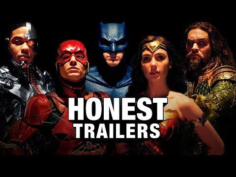 Honest Trailers Justice League