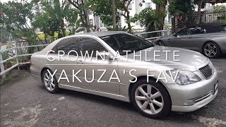 The Yakuza Toyota Crown Athlete 2.5 V6 Full In Depth Review | 2017 EvoMalaysia com