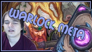 Is this warlock meta?? | Control priest | The Witchwood | Hearthstone