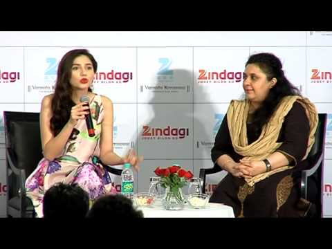 Pakistan Actress Mahira Khan Zeetv Serial Zindagi