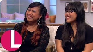 Britain's Got Talent's Ana And Fia | Lorraine