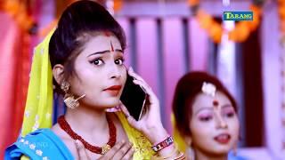 HD ललकी चुनरिया - devigeet 2017 - om narayan bhojpuri bhakti song new
