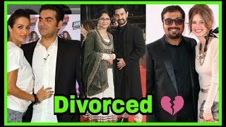 Top 11 Bollywood divorces that are shocking and Heartbreaking |YOU NEVER KNEW 💔