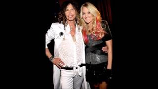 Carrie Underwood & Steven Tyler ~ Just A Dream/Dream On (Audio)