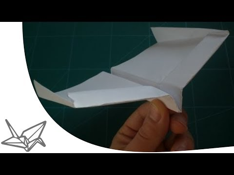 world s best paper plane