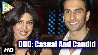 Exclusive Rapid Fire Round | Ranveer Singh & Priyanka Chopra