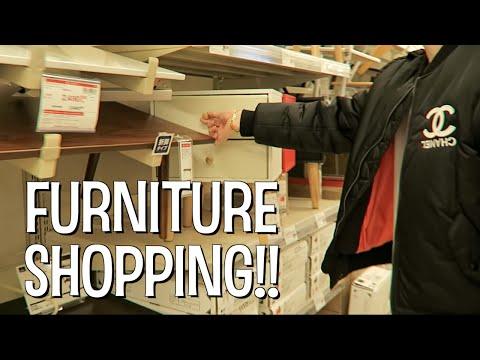 [VLOG] Furniture Shopping in Japan!