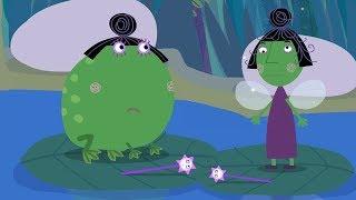 Ben e Holly em Português | Plum! | Desenhos Animados
