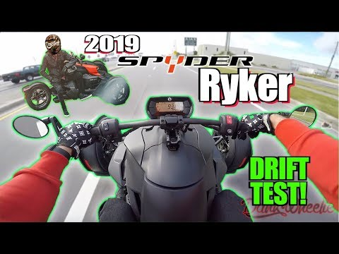 Xxx Mp4 2019 Can Am Spyder Ryker 900 Test Ride Review Burnout Machine 3gp Sex