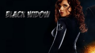 Marvel Heroes Black Widow Quality Test- HD
