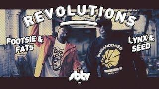 Lynx & Seed ft. Footsie & Fats - Revolutions [Music Video] | #FridayFeeling: SBTV
