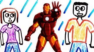 ¿Iron man en la realidad?