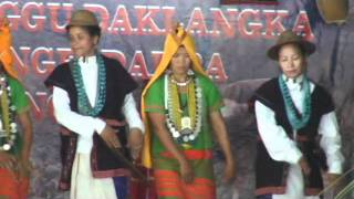 FOLK SONG AND DANCE OF ADI TRIBE OF ARUNACHAL  - PART - 3.