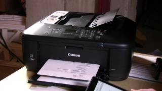 Canon MX472 Wireless Office All-In-One Printer Review