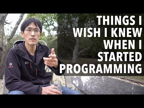 Xxx Mp4 Things I Wish I Knew When I Started Programming 3gp Sex