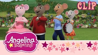 Angelina Ballerina - The Marching Band